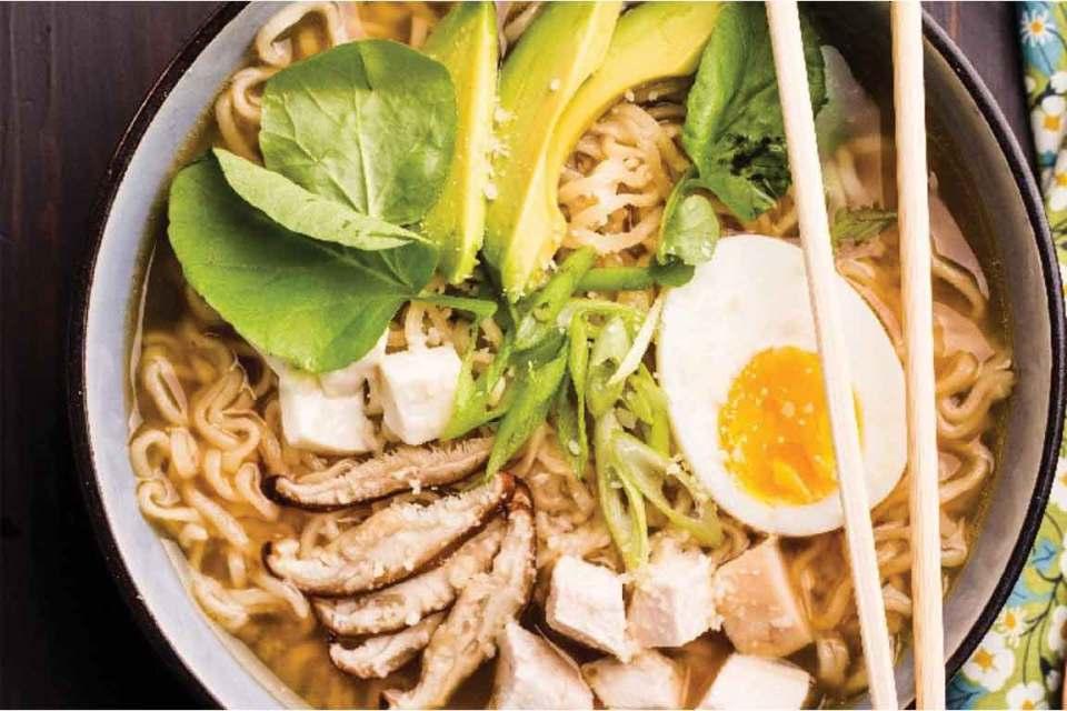 Eating in Tokyo Ramen