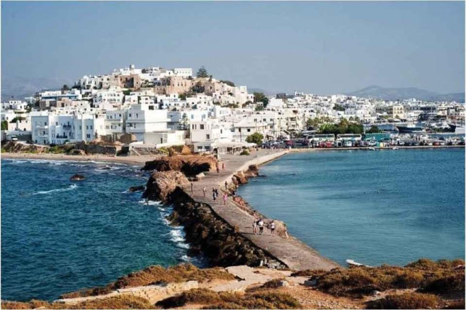 summer destinations 2018 naxos greece
