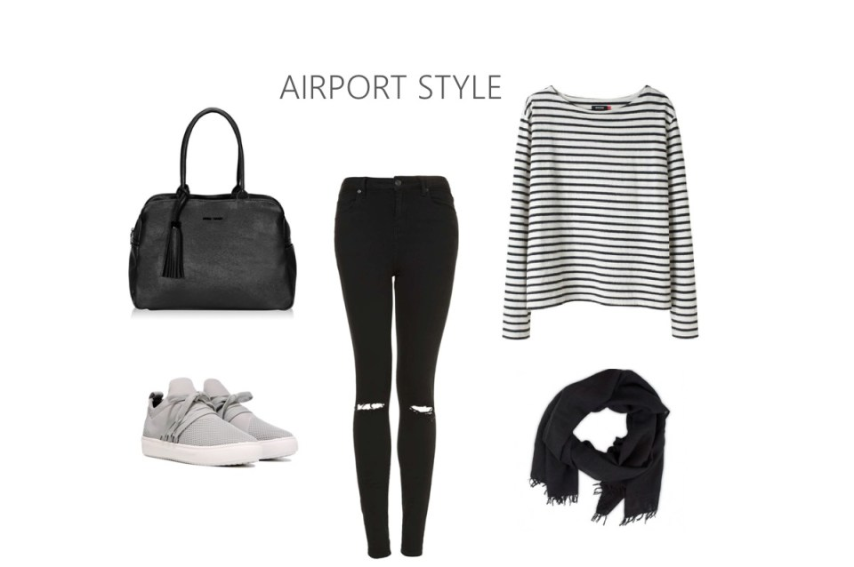 Airport Style Option 1