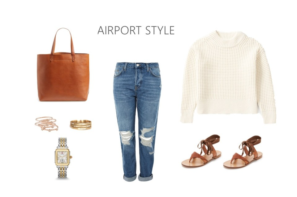 Airport Style Option 2