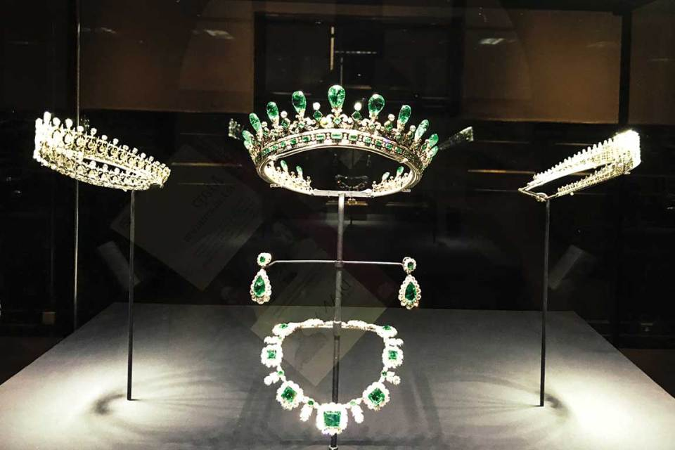 Kensington Palace Jewels