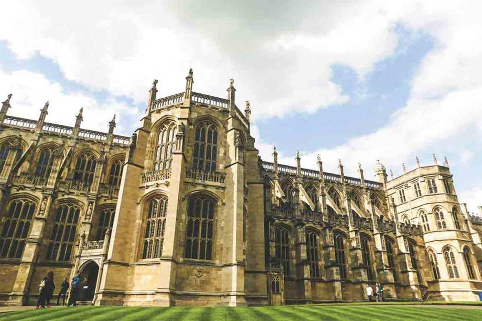 windsor castle st. georges
