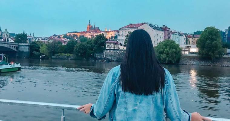 River Boat Cruise in Prague
