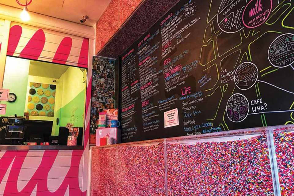 Where to Eat in New York City Milk Bar