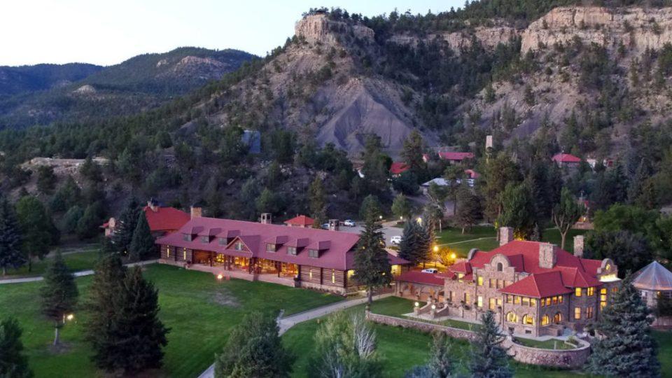 Vermejo Reserve New Mexico