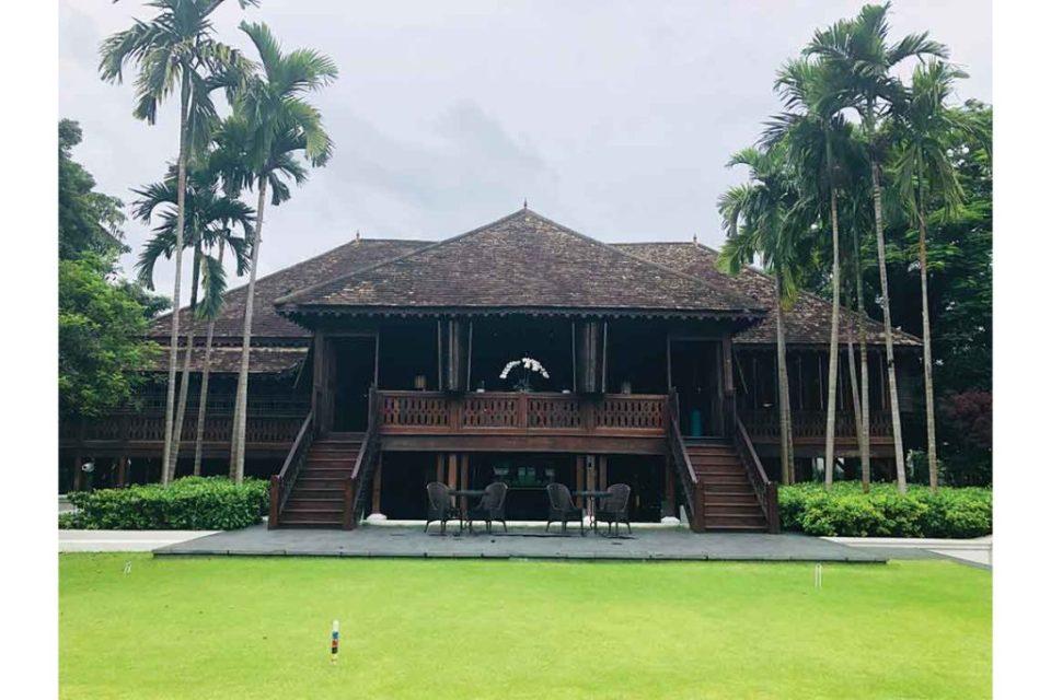 137 Pillars House Chiang Mai borneo house