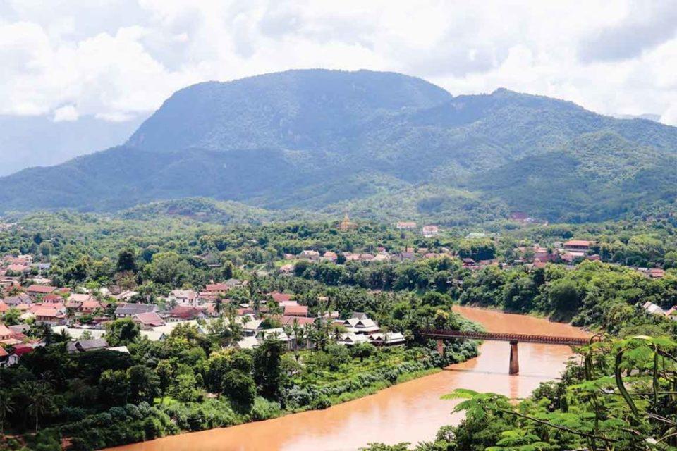 Luang Prabang Phousi Mountain