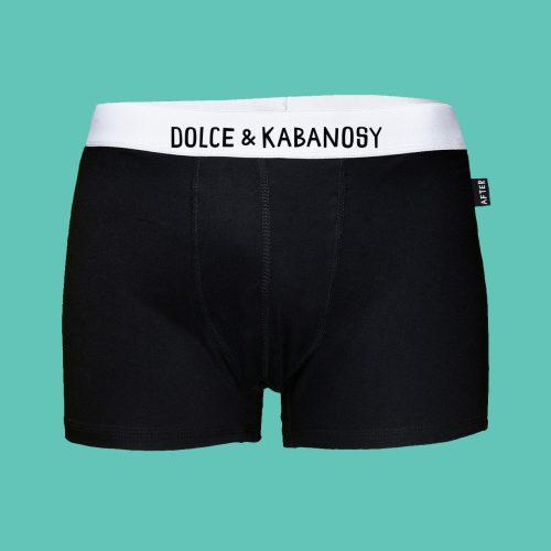 Dolce & Kabanosy – bokserki bambusowe męskie