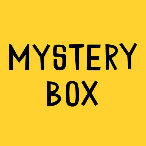 MYSTERY BOX – 200 zł – prezent niespodzianka