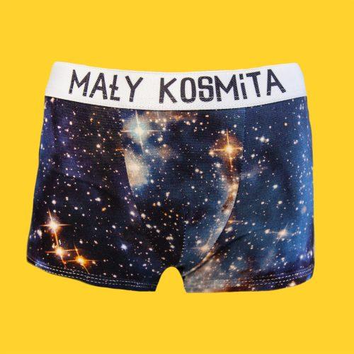 Mały kosmita – bokserki chłopięce