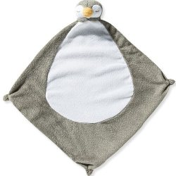 GREY PENGUIN BLANKIE