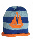 sailboat non-personalized MJK beanies