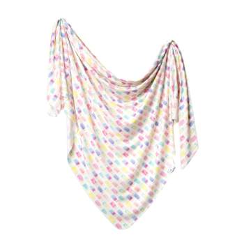 summer swaddle copper pearl