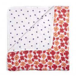 Aden and Anais Flora Classic Dream Blanket