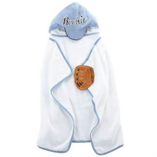 BASEBALL CAP HOODED TOWEL