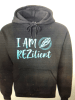 Image of rezilient hoodie.