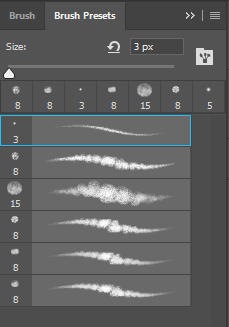 Photoshop Brushes Presets