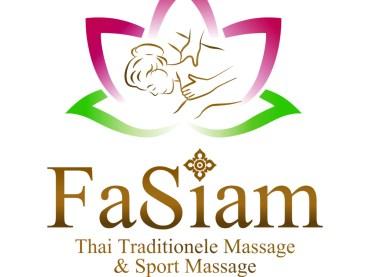 โลโก้ดีไซน์ โลโก้สปา โลโก้นวดแผนไทย ออกแบบโลโก้นวดแผนไทย Thai Massage Logo Design