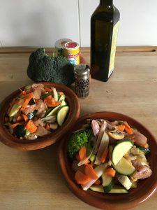 Tajine - ein vitaminreiches Gericht