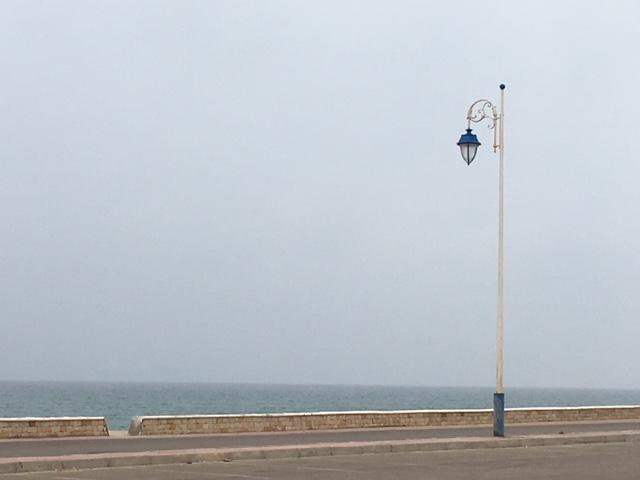 Übernachtungsplatz am Strand von Smir unweit von Tétouan