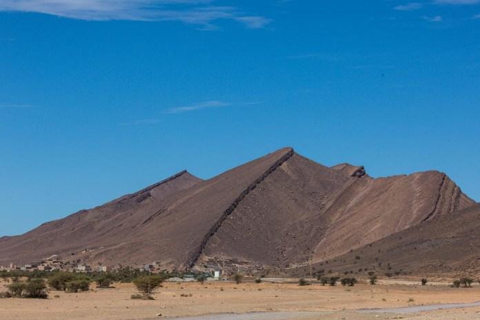 Das Atlas Gebirge überrascht mit immer neuen Formen