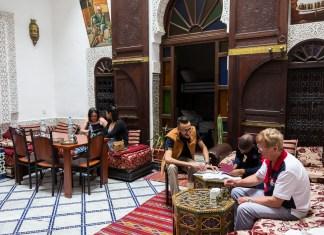 Dar Lalamoune Riad in Fes