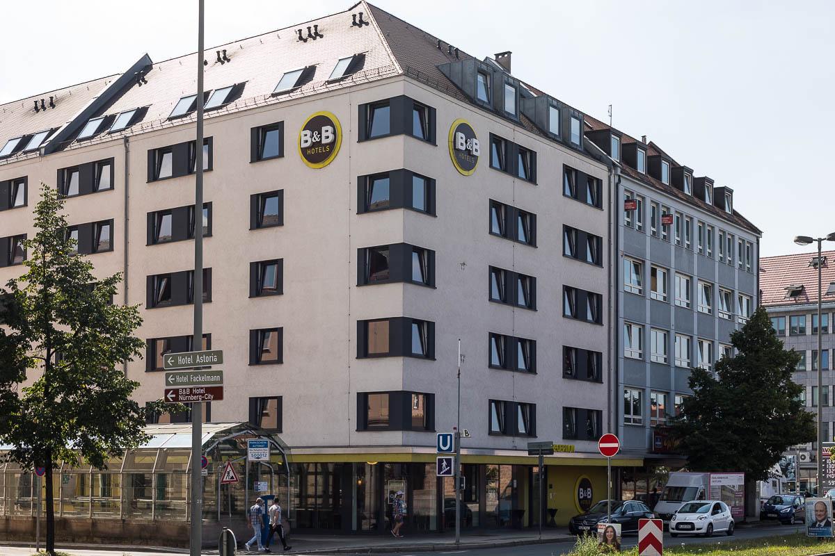 Nürnberg B Und B Hotel