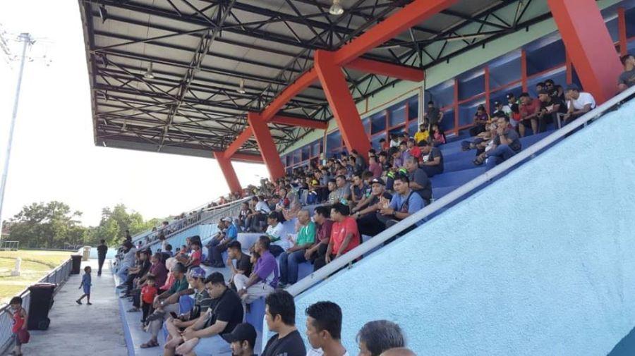 87045787 983644218703289 6255921171464716288 o Kelayakan Piala FA, Kerteh FC Catat Kehadiran Penonton 'Full House'