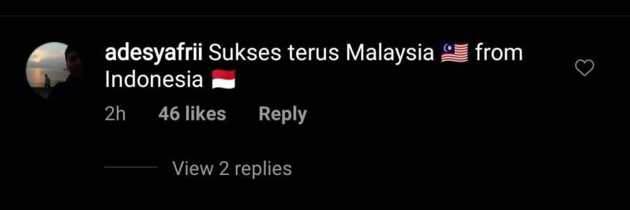 IMG 20200826 012508 1 Penyokong Indonesia Dakwa Safawi Bakal 'Jual Cendol' Sahaja Di Eropah