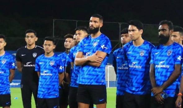 LK Liridon Krasniqi Sah Sarung Jersi Harimau Malaya