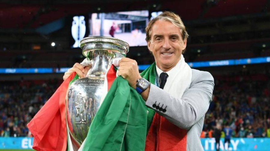 Mancini euro Bagaimana Roberto Mancini Bentuk Itali Julang Kejuaraan Euro 2020