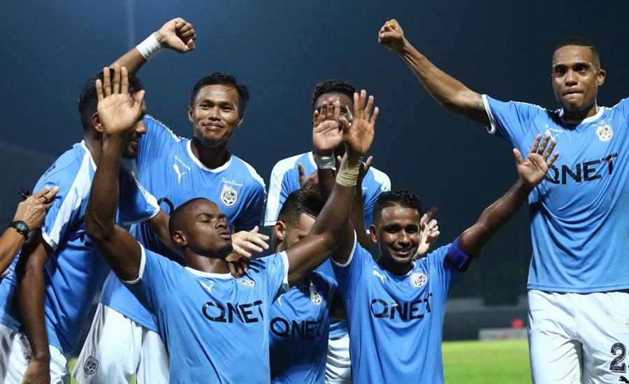 PJ City 10 Mahali Sah Bersama PJ City, Dahagakan Kejuaraan Liga-M