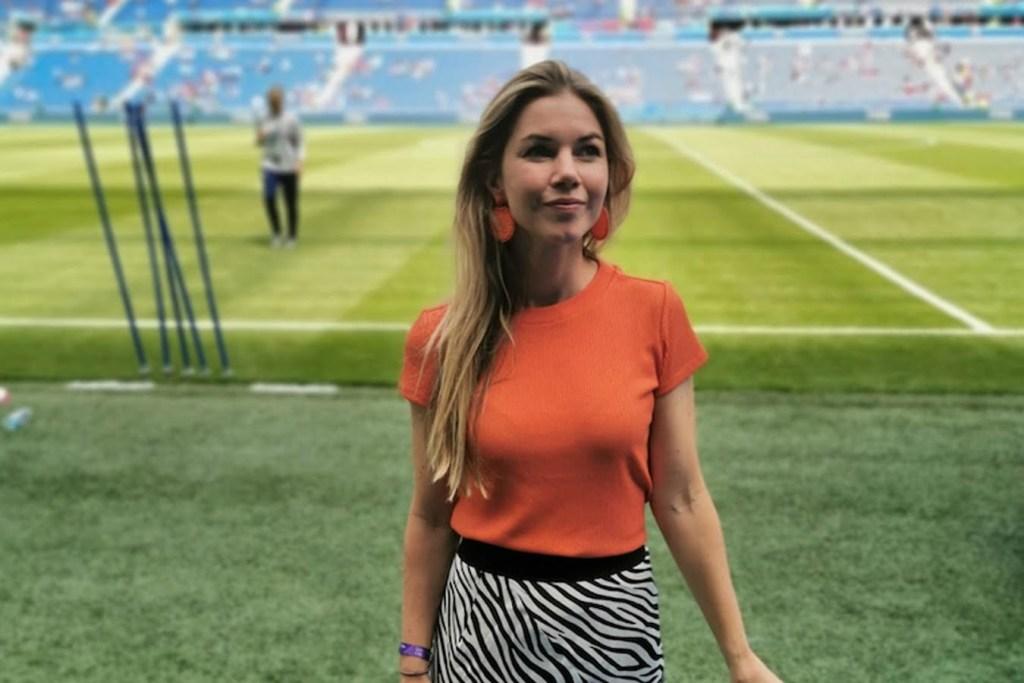 anouk hoogendijk voetbal nsfavourites.nl Senarai Pemain Bola Sepak Wanita Tercantik Dunia