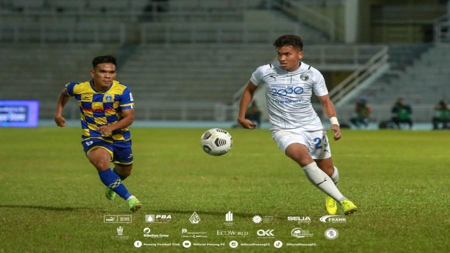 azwan aripin1 5 Pemain 'Bekas Produk Kelantan' Yang Kini Mencuri Tumpuan Dalam Saingan Liga Super 2021
