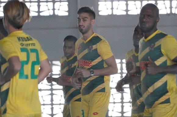 kedah Hatrik Kpah Sherman Keyakinan Buat Kedah Hadapi Play-Off Liga Juara-Juara Asia (ACL)