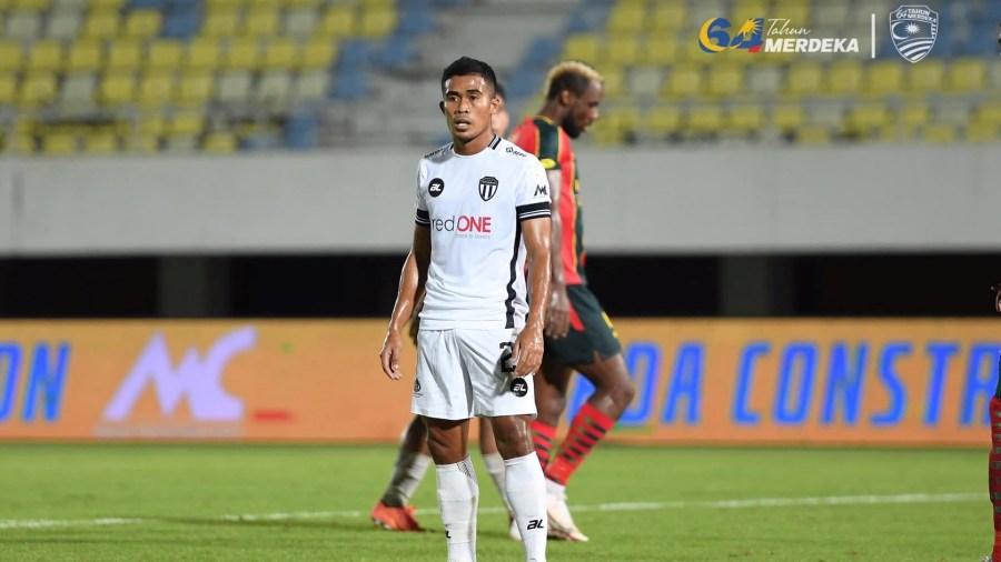 makasuf Rahmat Makasuf Layak Digelar 'Super Sub' Terengganu FC Musim Ini
