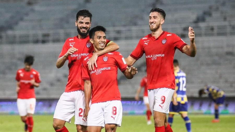 zhfri Zhafri Yahya Menyerlah Di Bahagian Tengah KL City FC Musim Ini