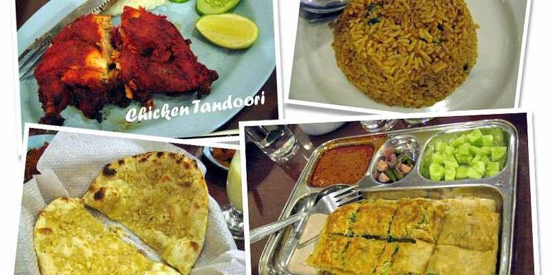 Cahaya Baru Indian Food 1