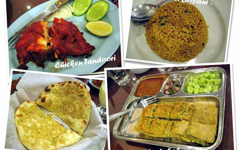 Cahaya Baru Indian Food 1