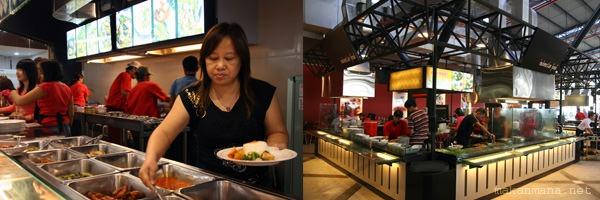 D'Loft Food Court