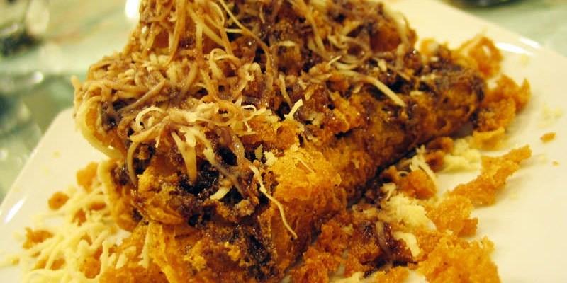Vegetarian: Huan Si Fo 1