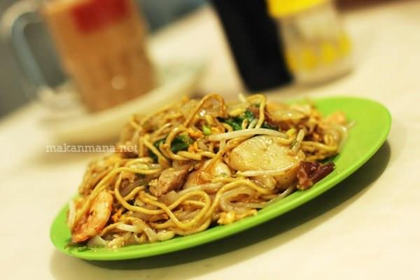 Kwetiaw Cong Mei, jalan Perdana 1
