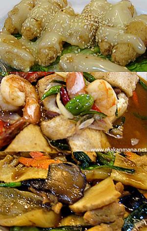 Warisan Seafood (Closed)