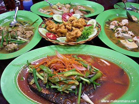 Chinese Food Rumah Makan AHeng 3