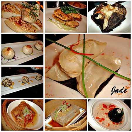 Jade restaurant, JW Marriott 1