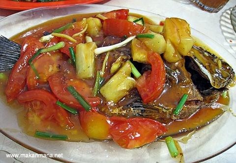 Chinese food Jalan Tilak 3