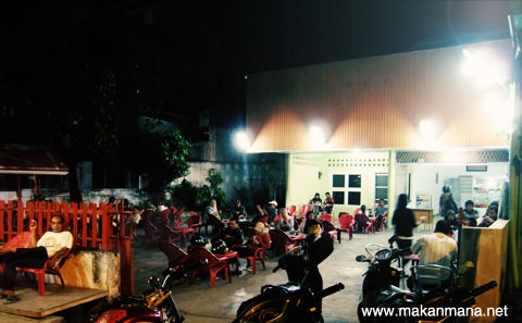 Bandrek Sahib, Jalan S.M.Raja 2