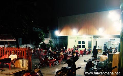 Bandrek Sahib, Jalan S.M.Raja 3