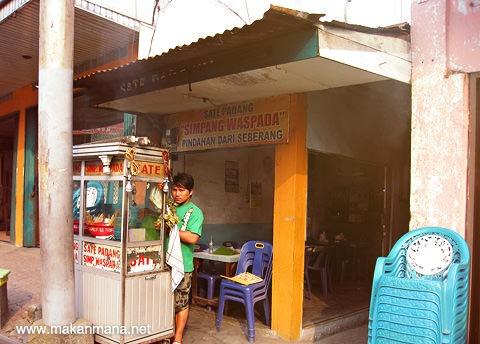 Sate Padang Simpang Waspada 2