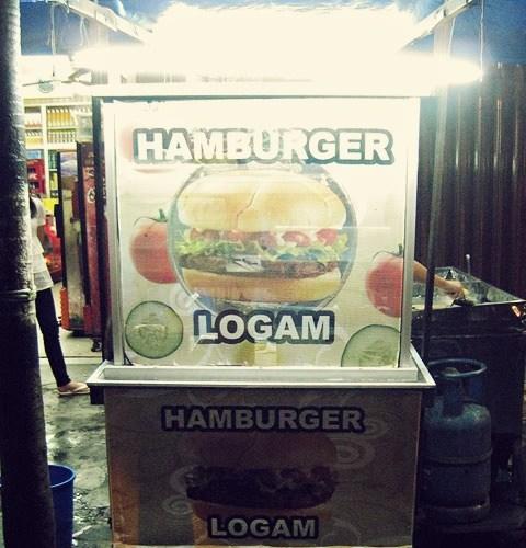 Hamburger Logam 1